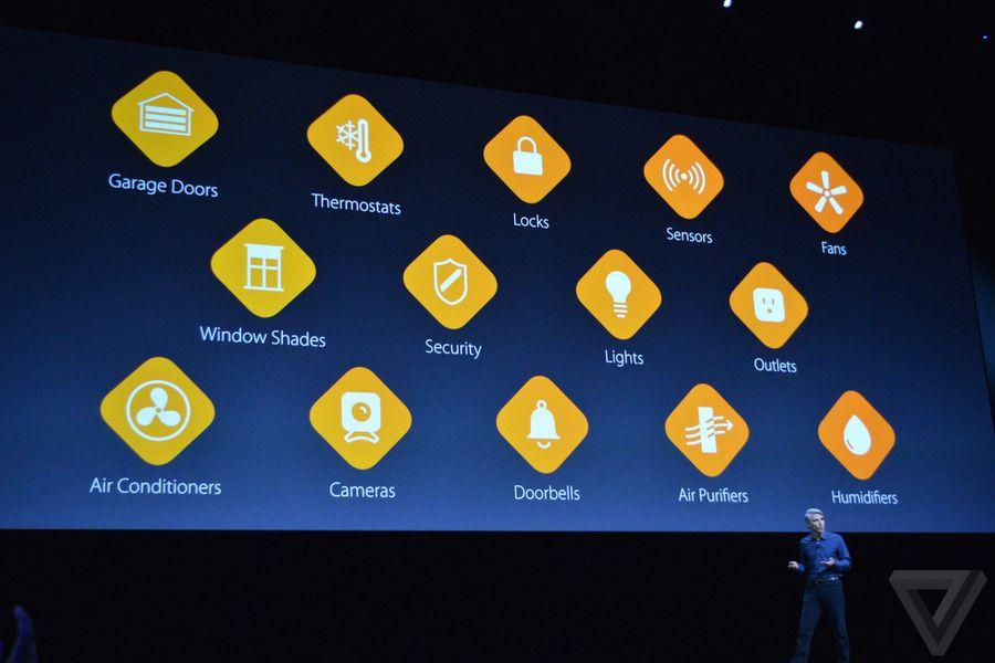 Apple announces Home app for iOS 10 - The Verge