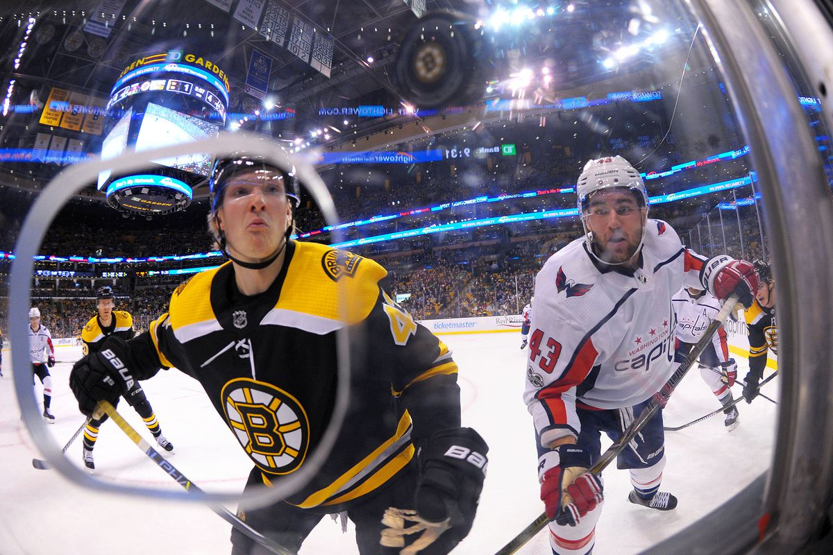 0e3e88c4a1c PREVIEW  Bruins host Capitals in their first preseason game in North America