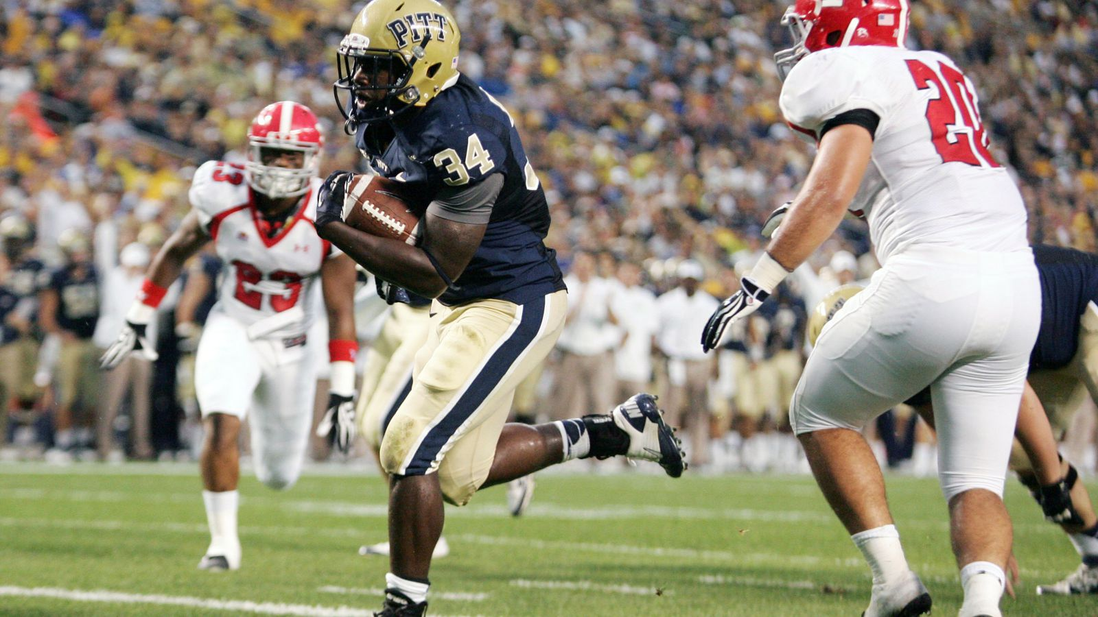 What Does Rushel Shells Emergence Mean For Pitts Isaac Bennett - Sb Nation Pittsburgh-2726