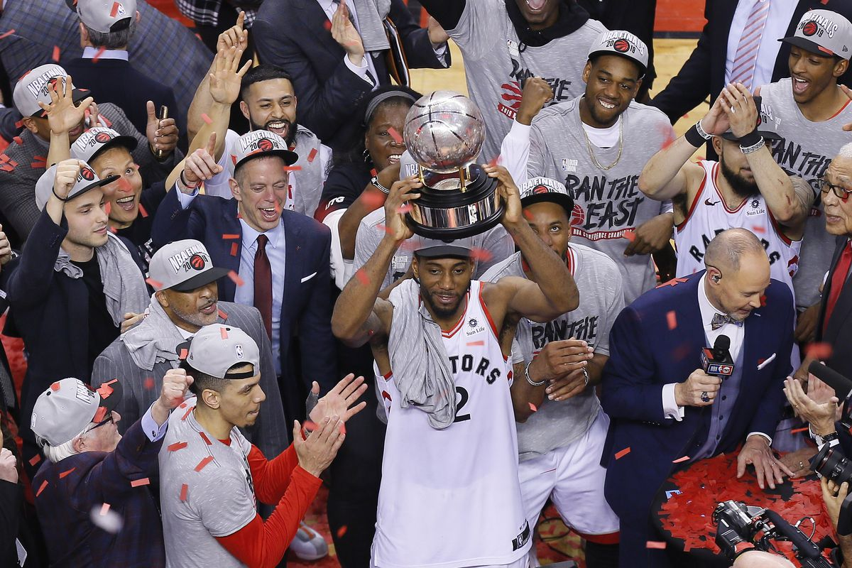 bdaabe007ba Raptors vs. Bucks results: Toronto wins 100-94, head to 2019 NBA ...