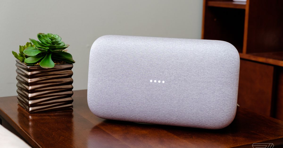 Google Home Max is Finally Launching in a Third Country with Australian Availability