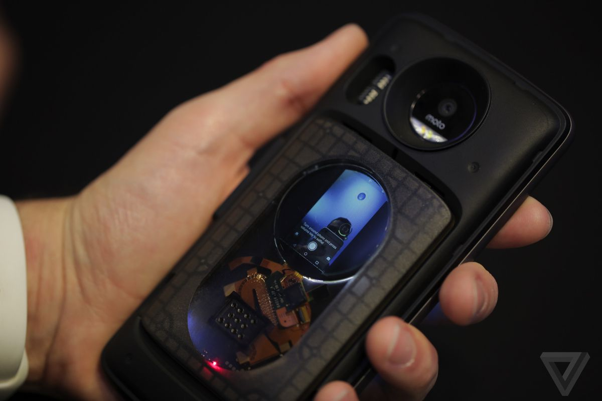 These experimental Moto Mods offer a glimpse at the future of