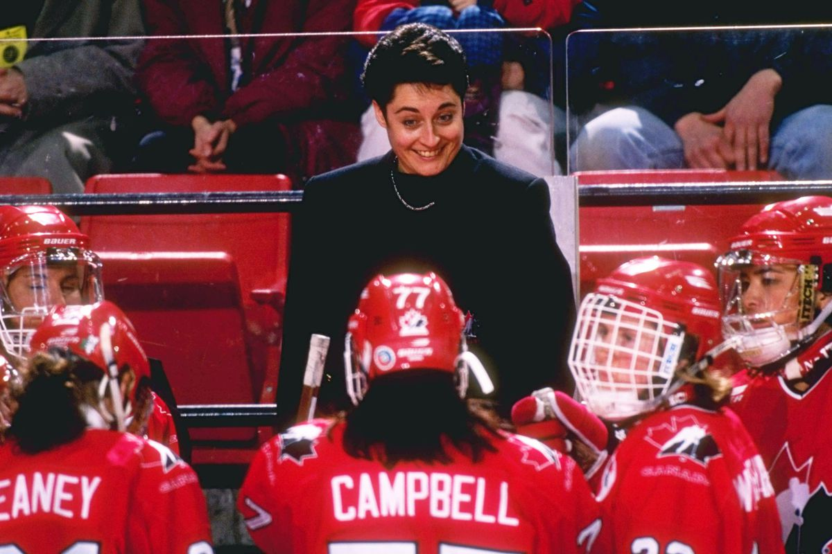 Shannon Miller was the coach of Canada hockey and recently was informed she won't return as head coach of Univ. of Minnesota-Duluth.