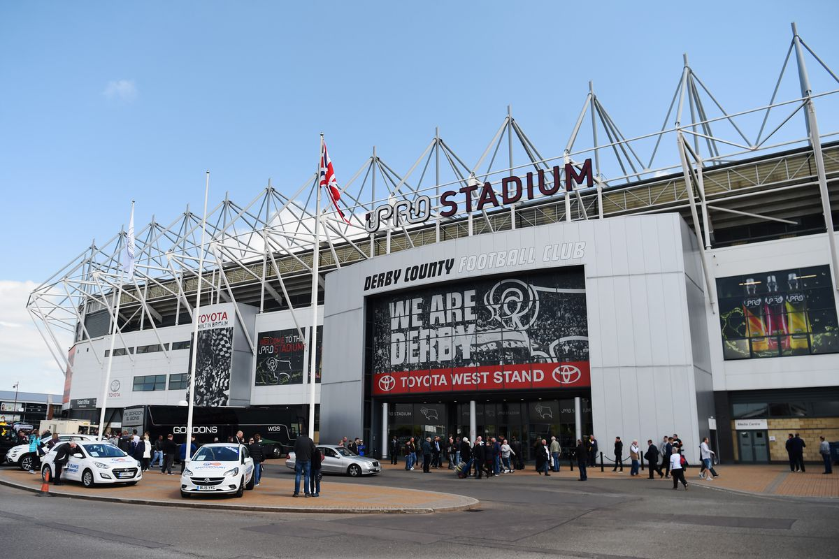 Derby County v Hull City - Sky Bet Championship Play Off: First Leg