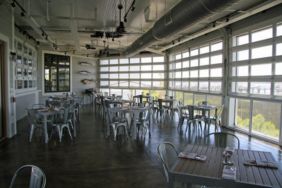 Check out charleston harbor fish house eater charleston for Charleston harbor fish house