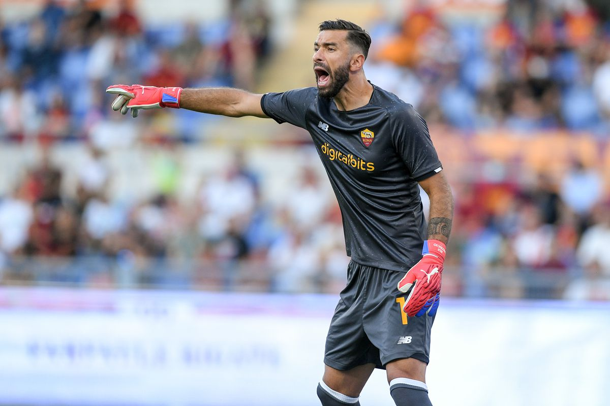 AS Roma v Trabzonspor - UEFA Conference League: Play-Offs