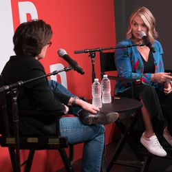 Kara Swisher and psychotherapist and NYT Bestselling author Esther Perel chatted all about  the boundaries tech has created in our relationships on a live recording of Recode Decode.