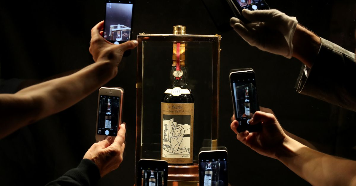 The weird world of whiskey collecting, explained