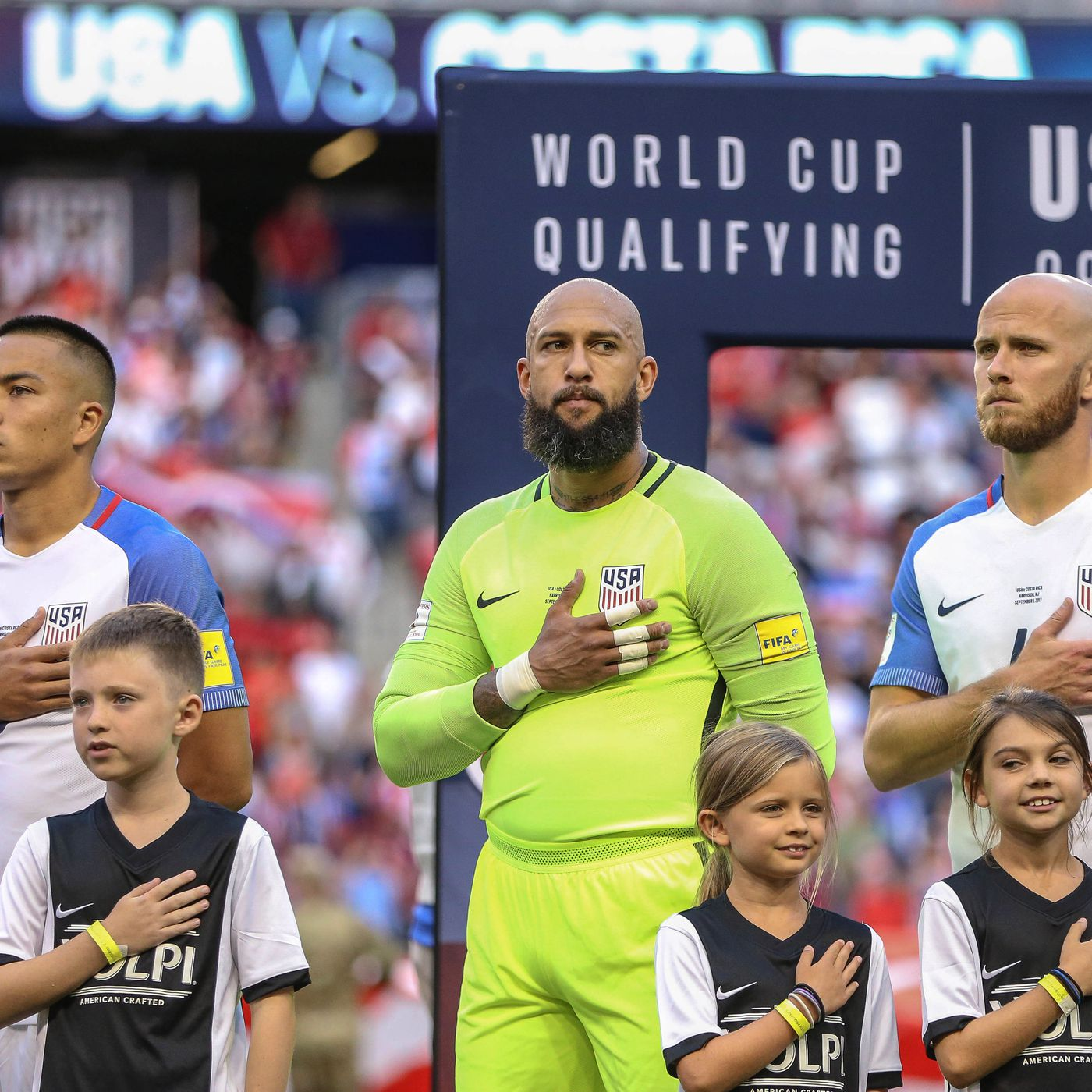 Usa Vs Honduras 2017 Start Time Tv Channel For 2018 Word Cup Qualifier