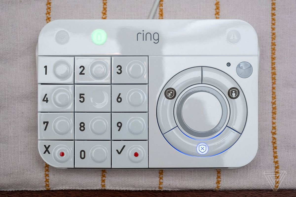 Ring Alarm Review Simple Cheap Home Security The Verge