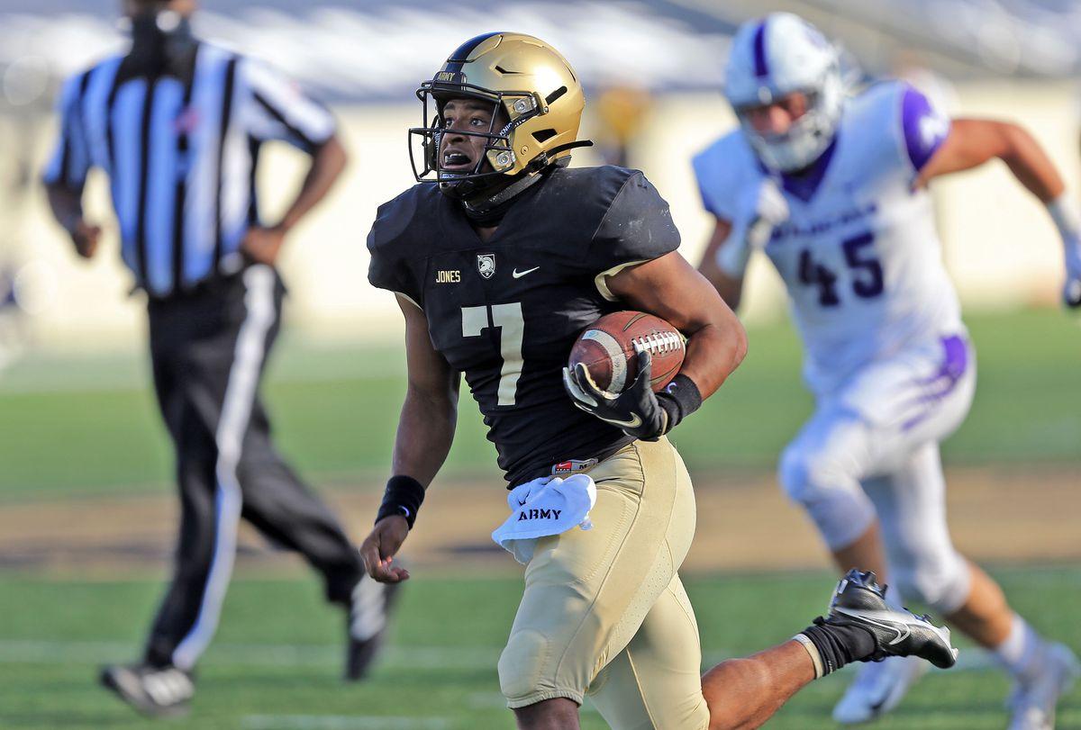 NCAA Football: Abilene Christian at Army