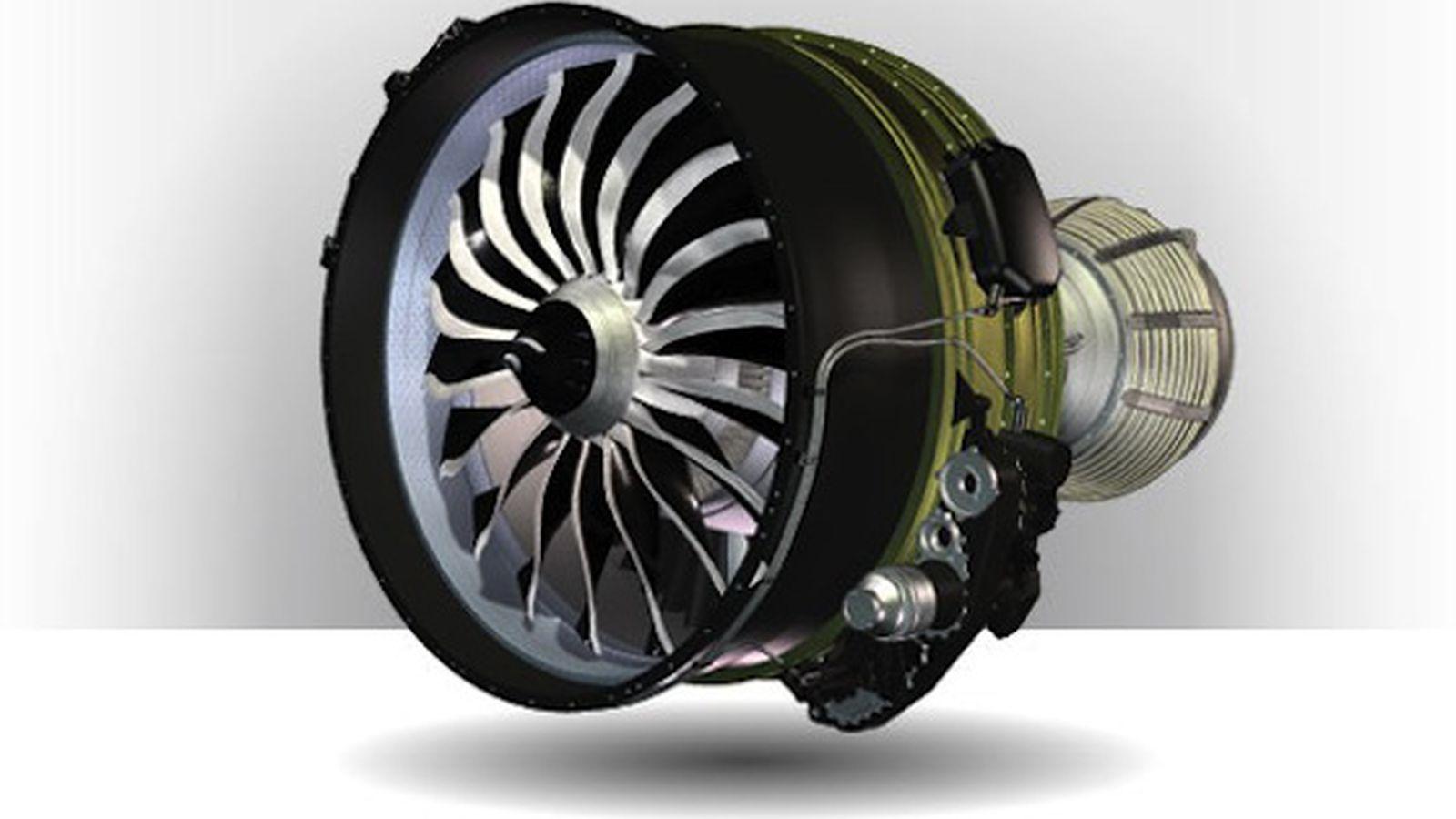 Cfm Leap Engine Press
