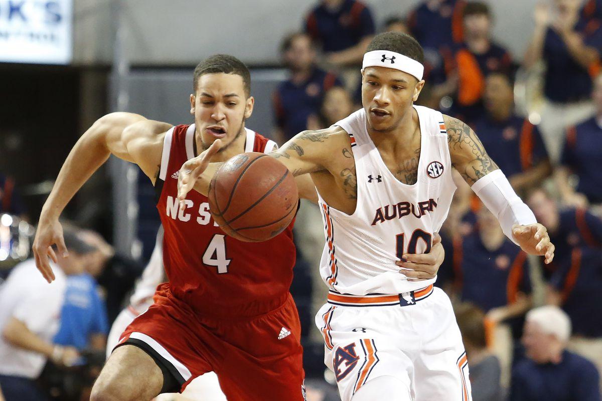 NCAA Basketball: N.C. State at Auburn