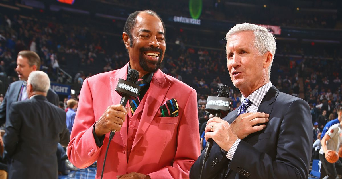 Mike Breen will be inducted into the Hall of Fame