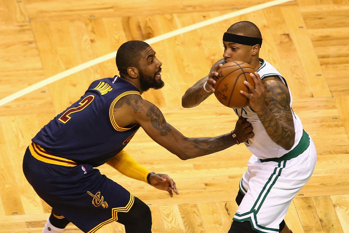 09041876dfde 5 reasons the Kyrie Irving-Isaiah Thomas trade makes sense for the Cavs and  Celtics