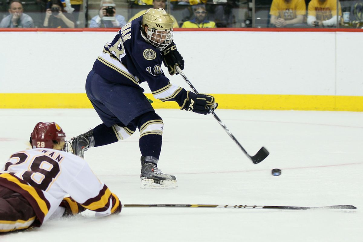 T.J. Tynan and his Notre Dame teammates swept Western Michigan, and kept the Broncos off the scoreboard completely.