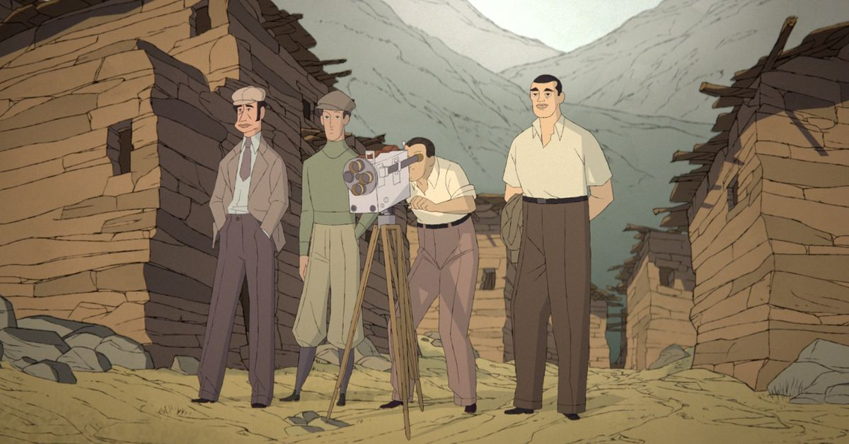 Buñuel in the Labyrinth of the Turtles is provocative animated look at a provocateur