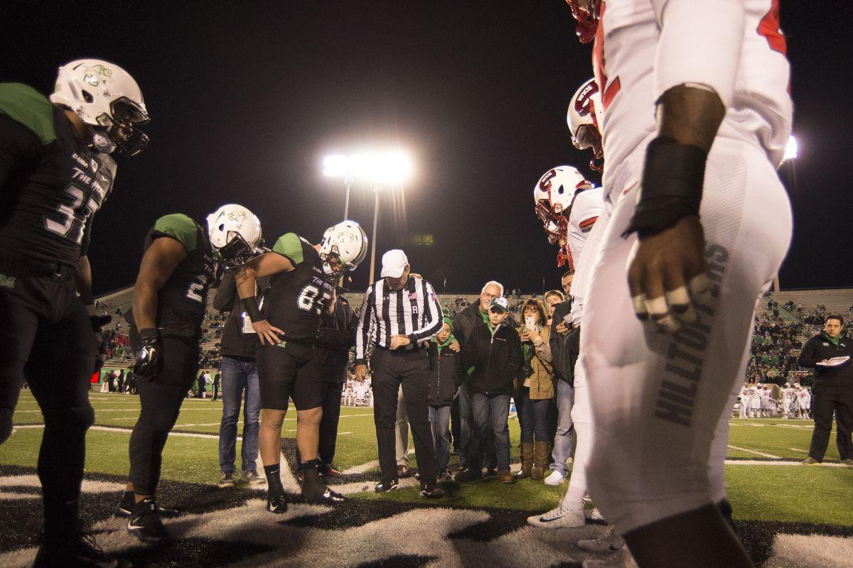 COLLEGE FOOTBALL: NOV 11 Western Kentucky at Marshall