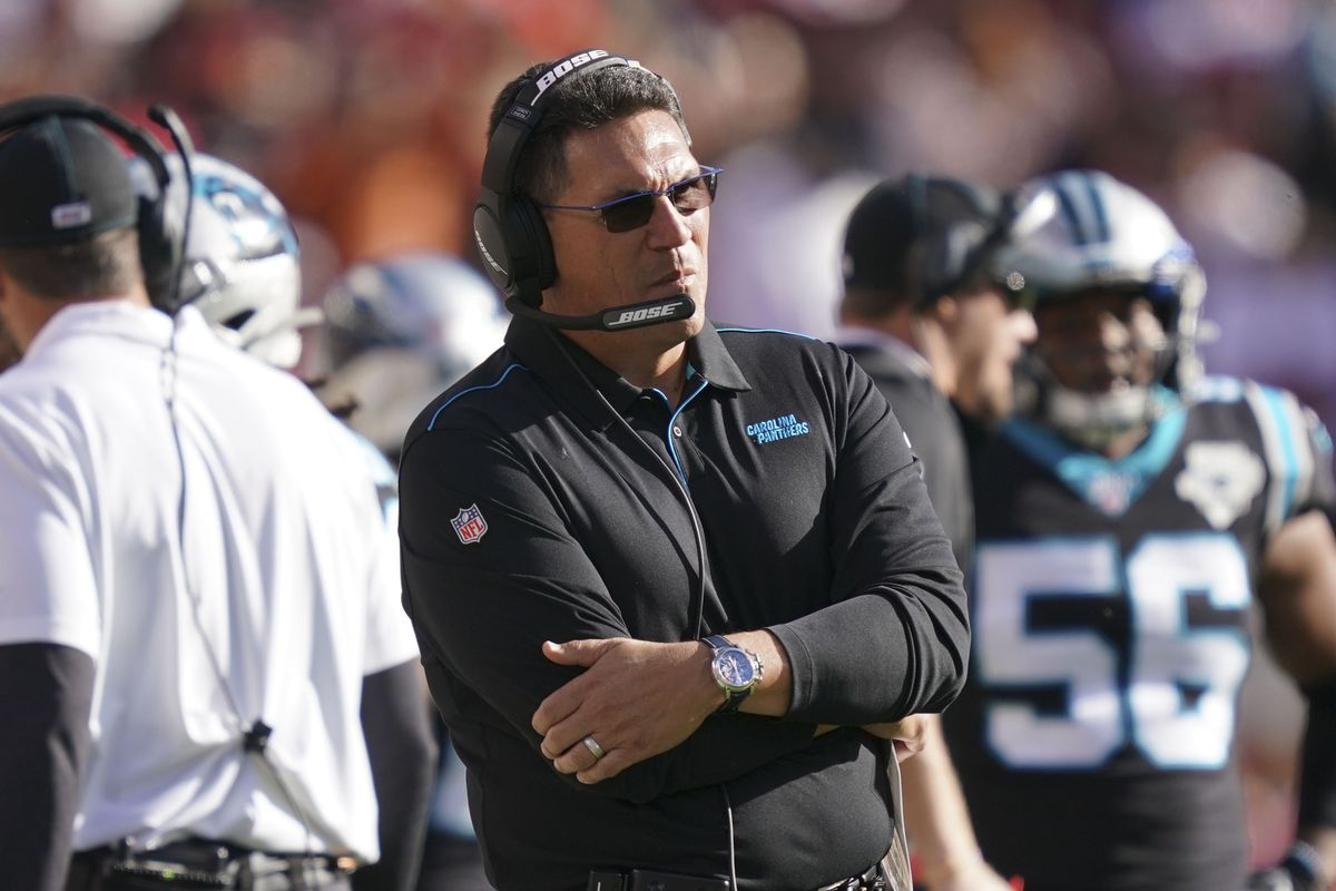"""Ron Rivera a """"primary coaching candidate"""" for Washington, meeting Monday per report [Updated] - Big Blue View"""