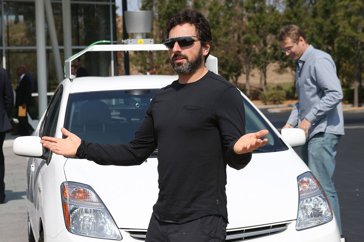 Sergey Brin rumored to be building world's largest airship