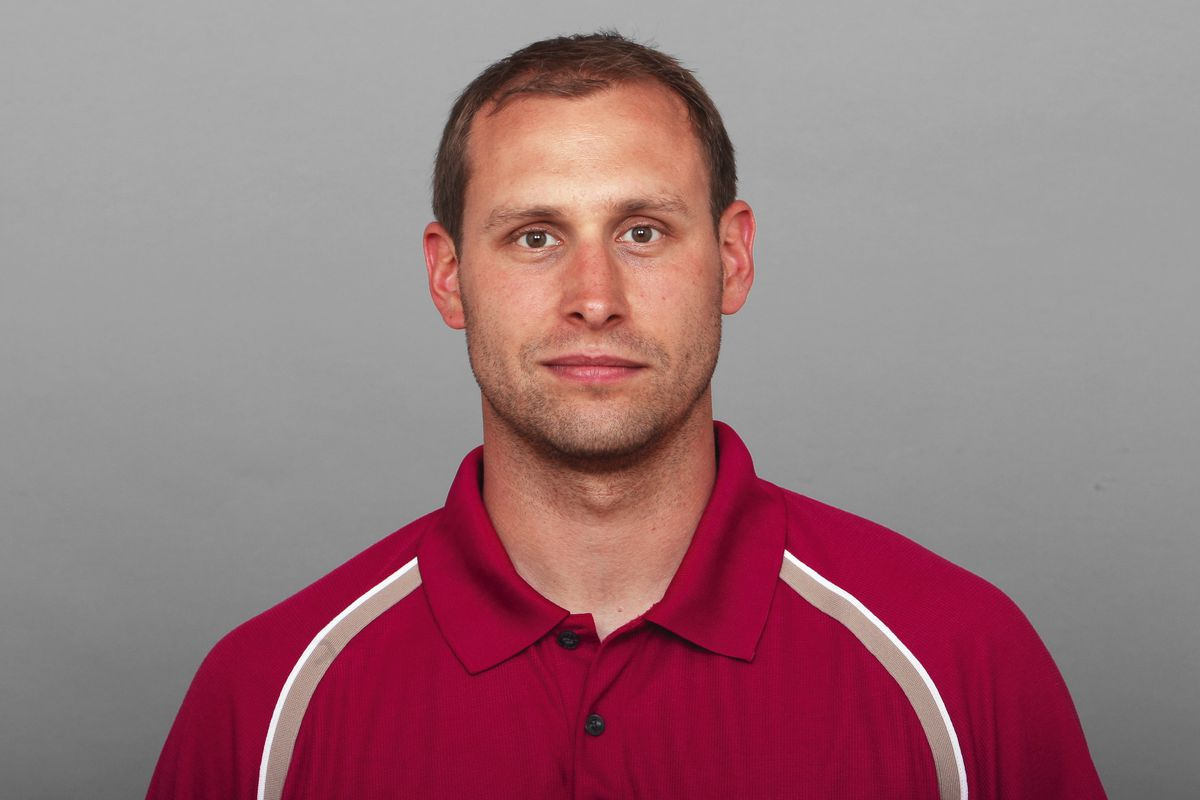 Adam Gase's headshot as a 49ers assistant in 2008.