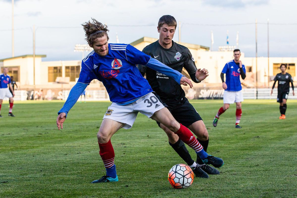 Harpo's FC faced the Colorado Springs Switchbacks in the second round of the Open Cup