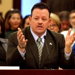 Rep. Carl Wimmer, R-Herriman, is running for Congress in the 4th District.