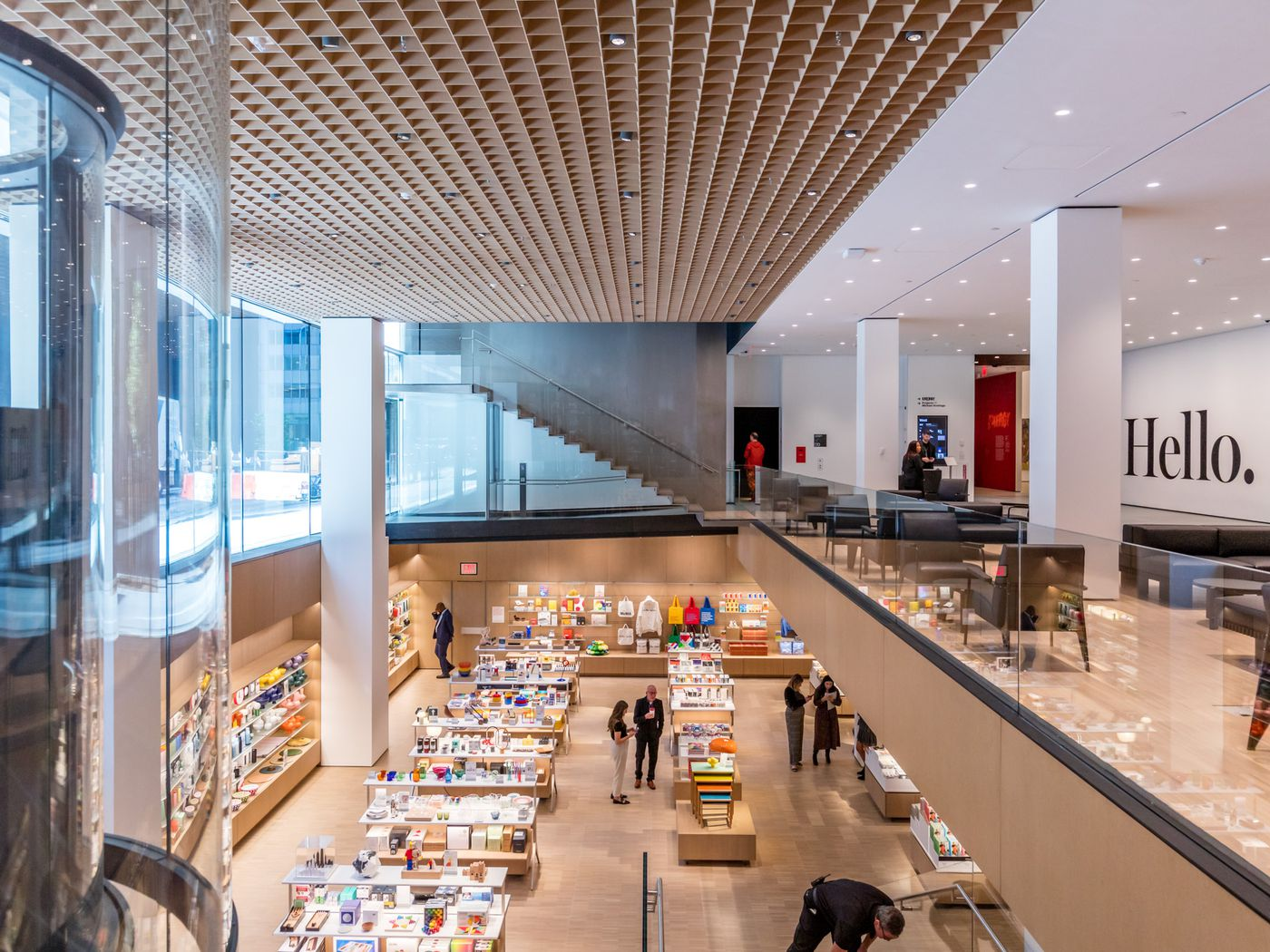 Inside The Museum Of Modern Art S Newly Renovated Midtown Hq