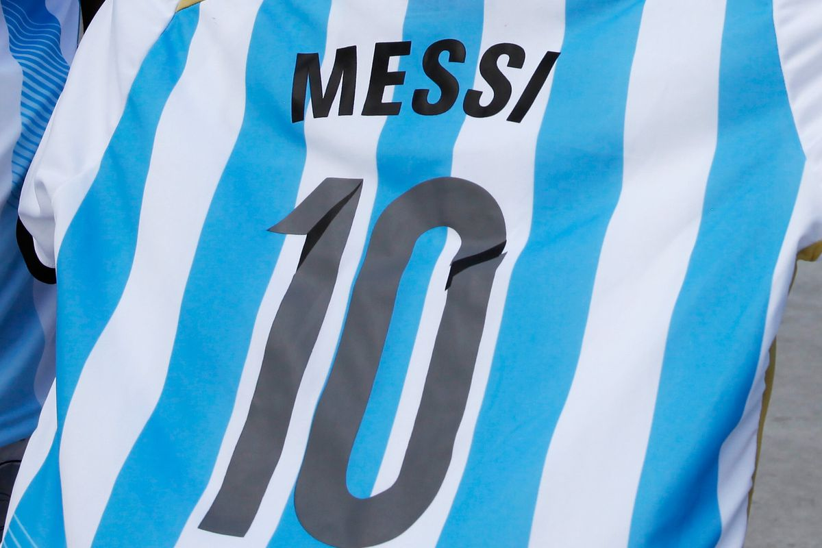 Messi will be in action on Sunday.