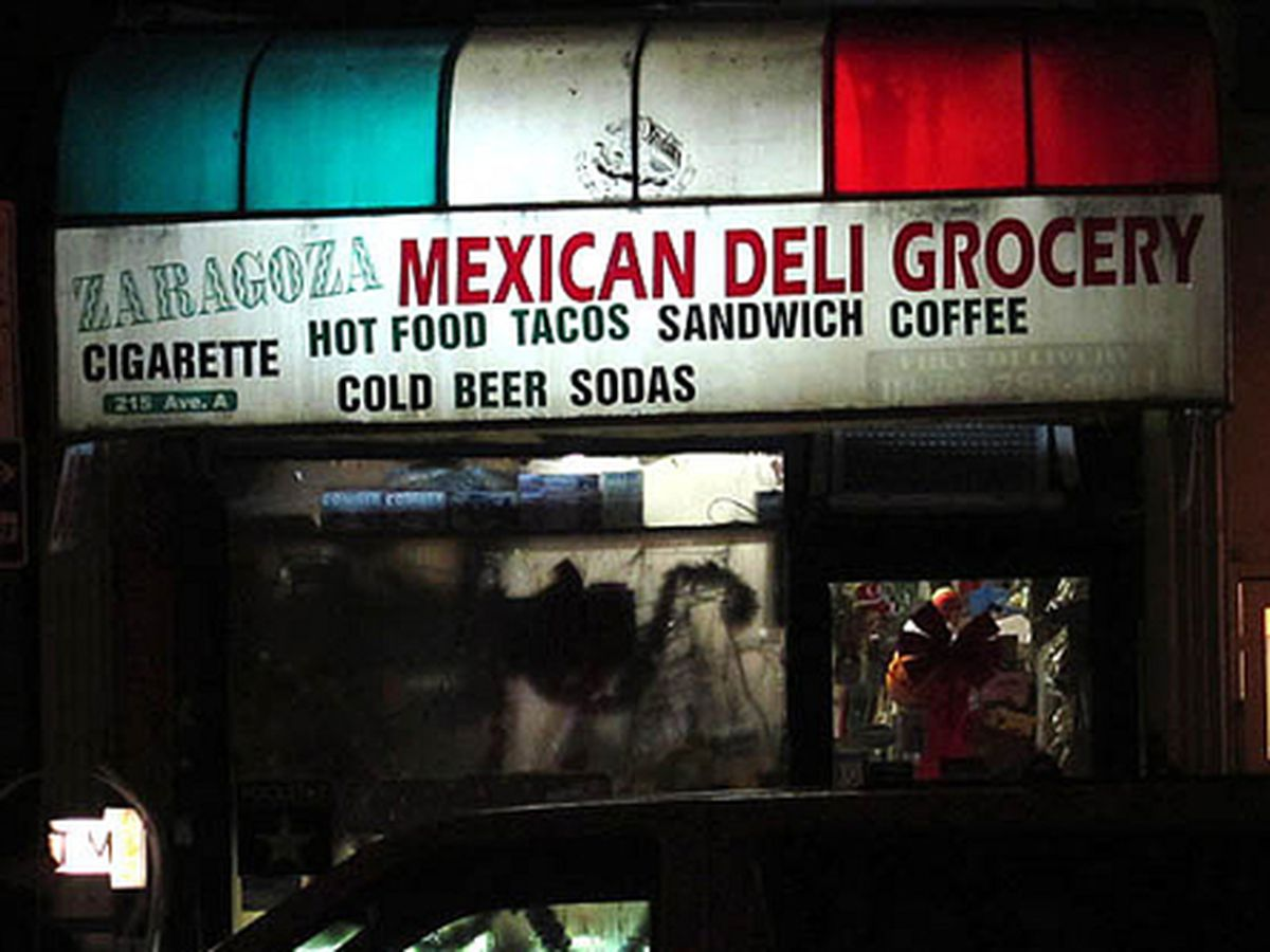 10 Awesome Bodega Taquerias in New York City - Eater NY