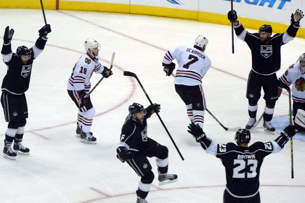 I just keep looking back and forth between Toews and Muzzin
