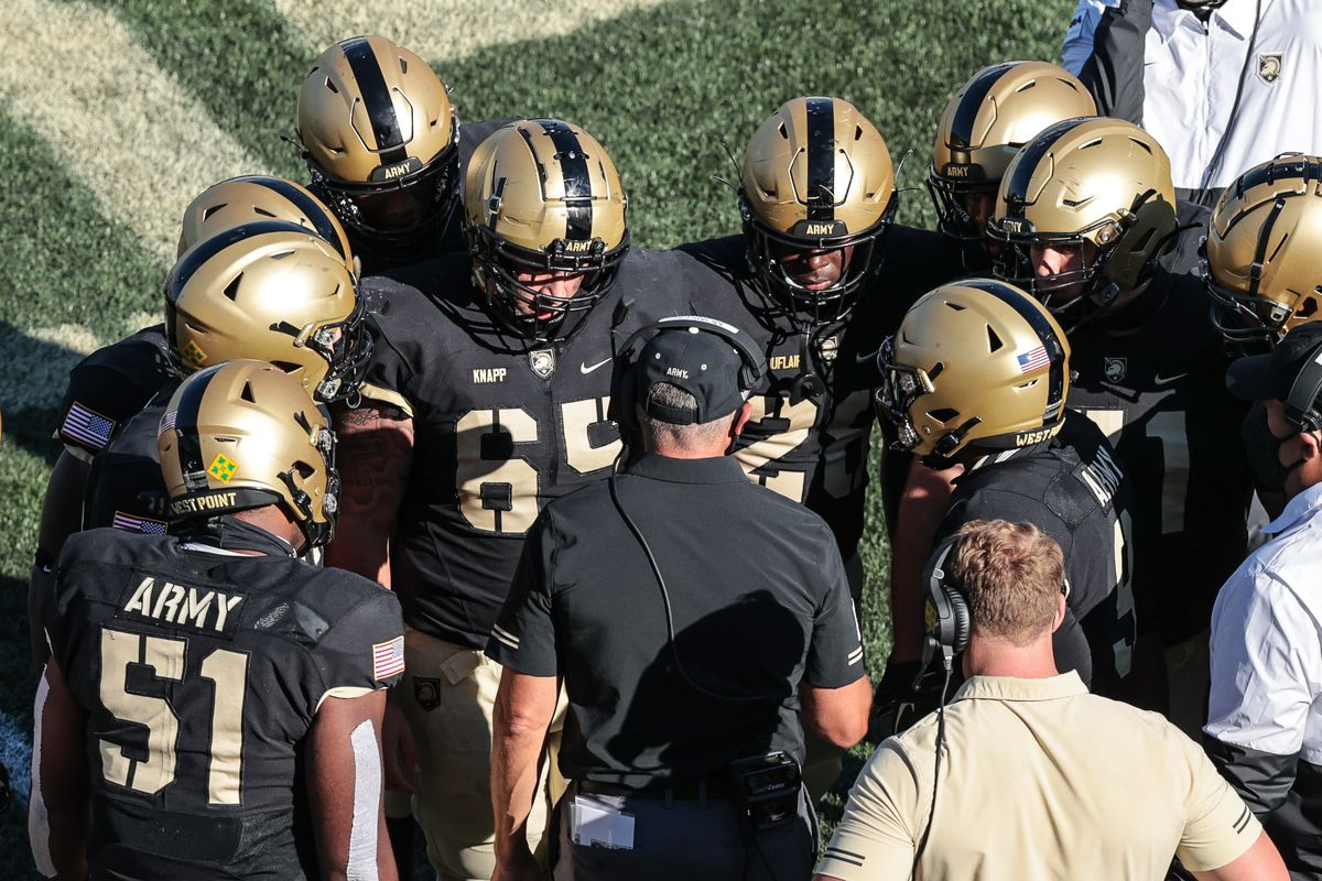 NCAA Football: Middle Tennessee at Army