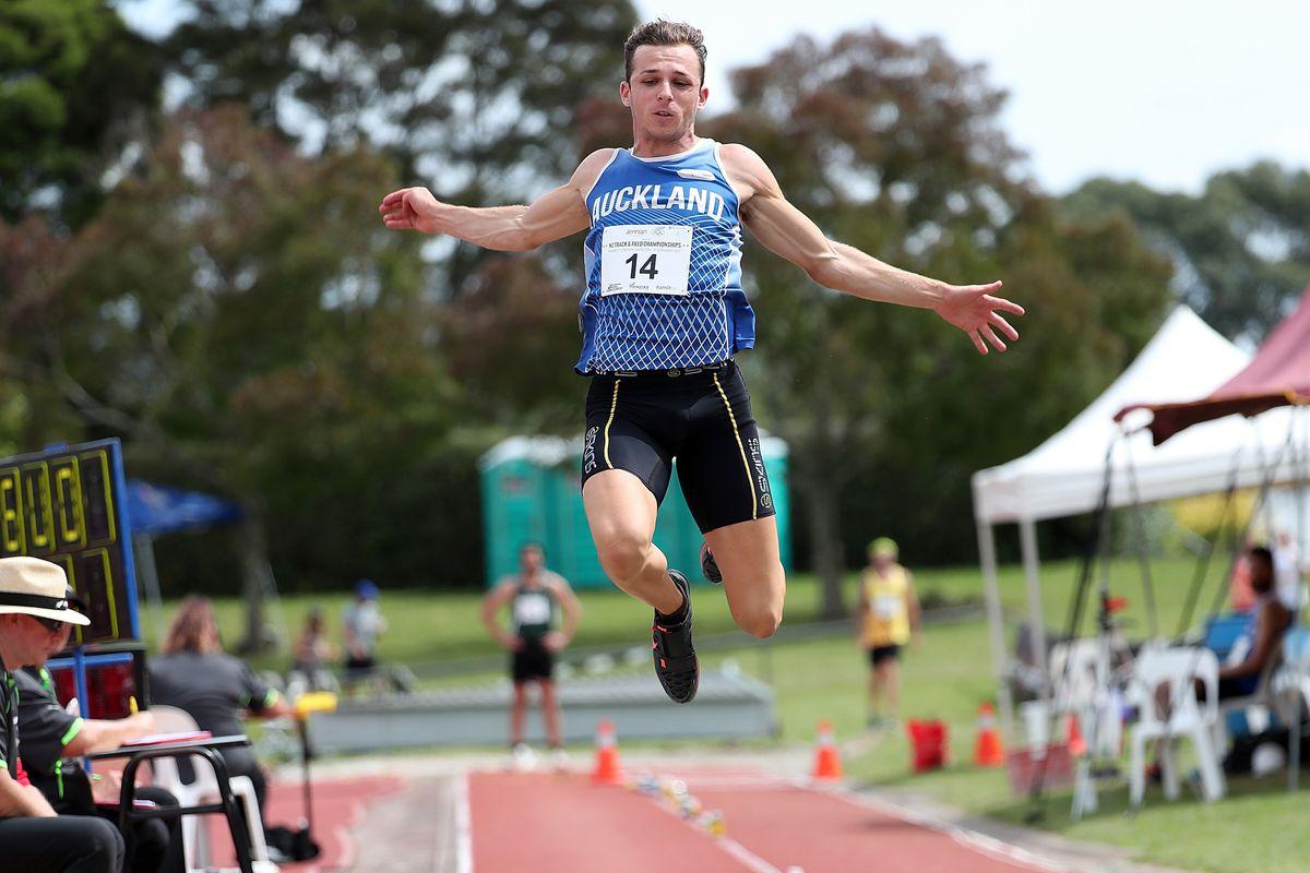 NZ Track & Field Championships