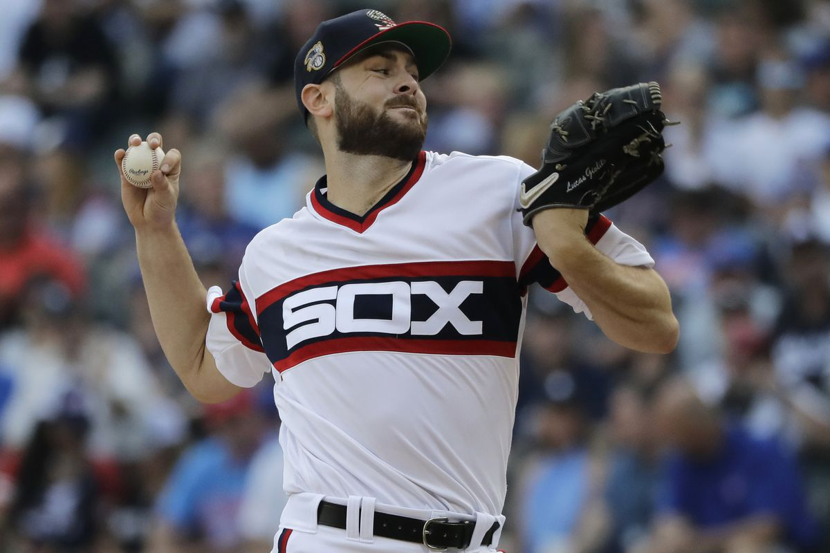 Cubs knock out Lucas Giolito in fifth, lead White Sox 6-1