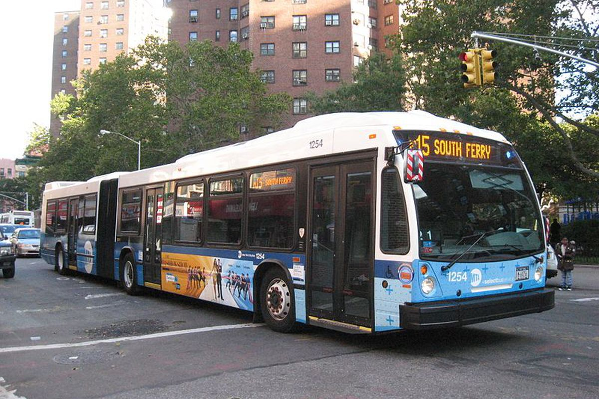 nyc select bus service will come to 21 new routes in the next decade