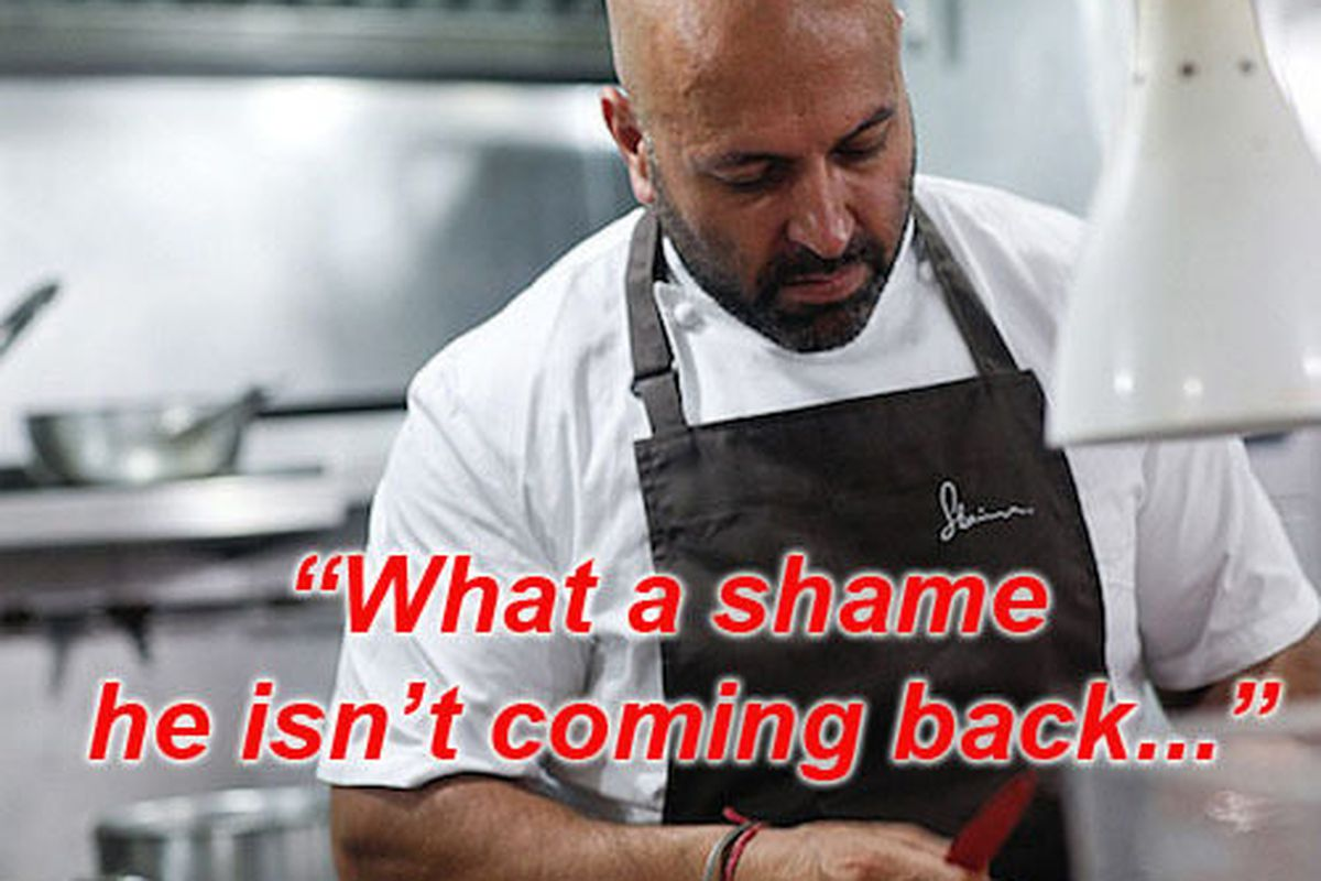 """[Photo: <a href""""http://www.restaurantsatbains.com/debut-book.php"""">Restaurant Sat Bains</a>]"""