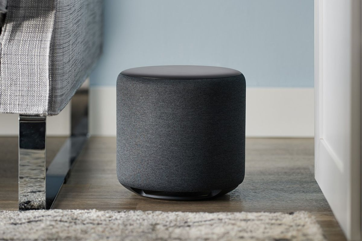 Amazon Echo Sub: a $129 99 subwoofer that pairs with Echo