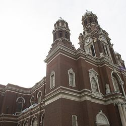 St. Hyacinth Basilica, in Avondale.   Tyler LaRiviere/Sun-Times
