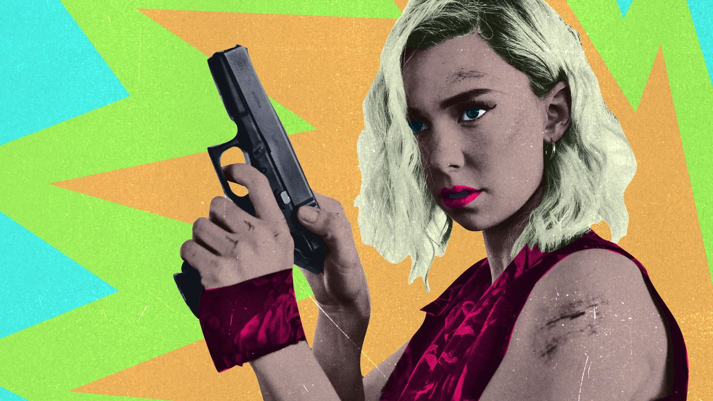 Vanessa Kirby Is an Action Star Now