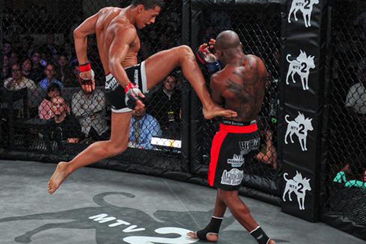 (Photo by Eric Coleman via Bellator Fighting Championships)