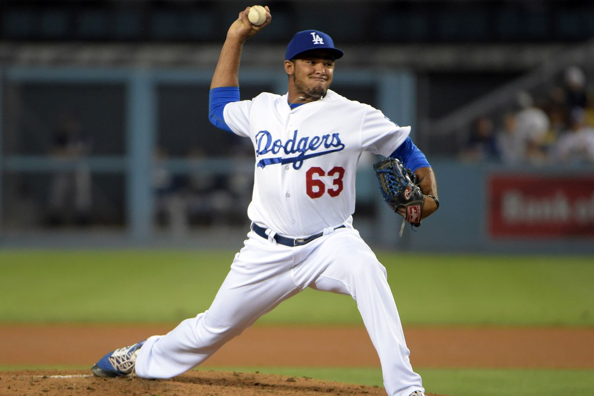 Yimi Garcia, who will be on his second major league contract in 2015, will be affected by an increase in the minimum salary.
