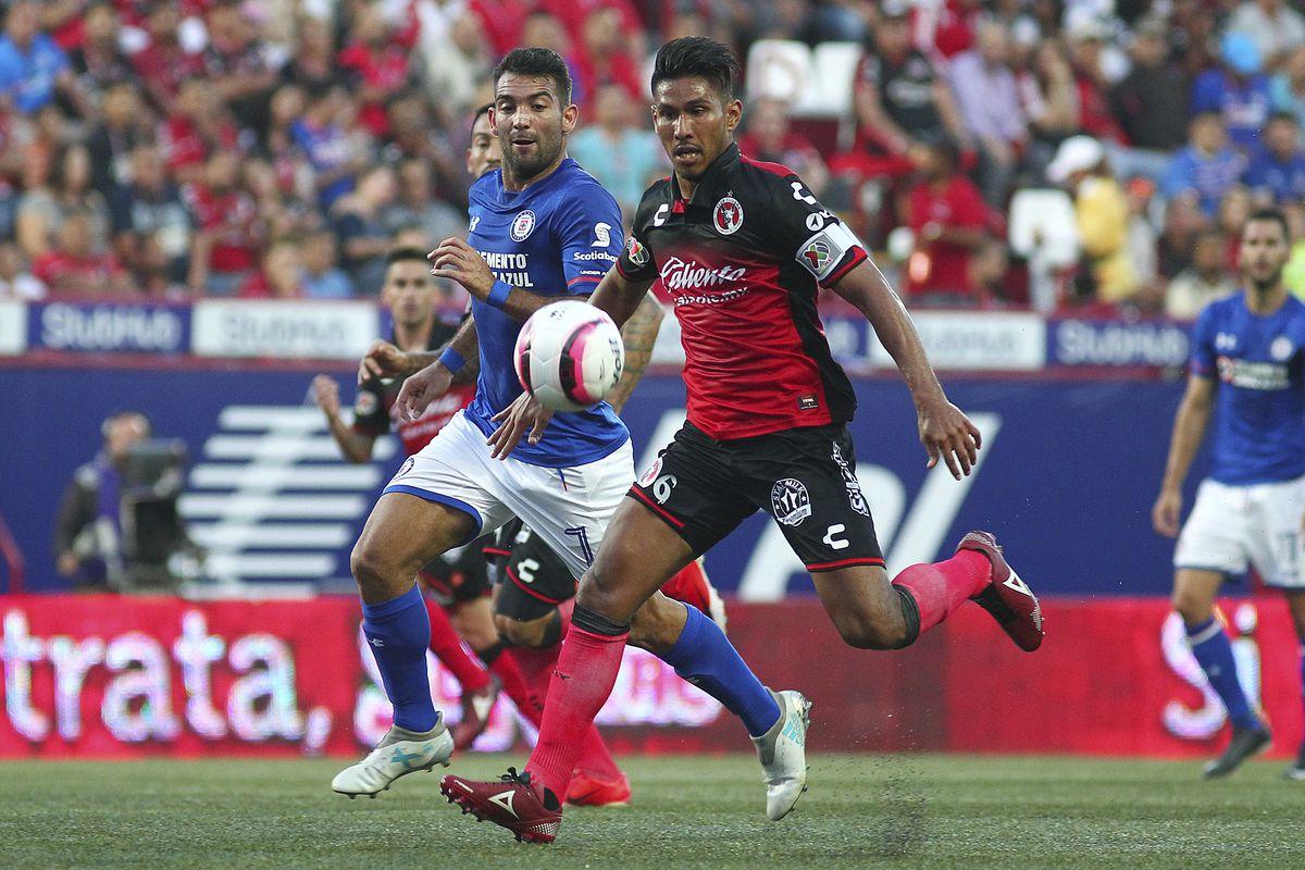 Tijuana v Cruz Azul - Torneo Apertura 2017 Liga MX