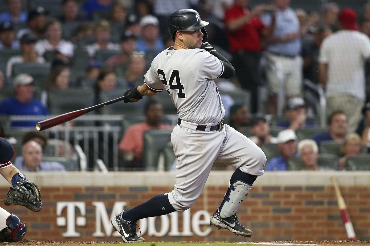 MLB: New York Yankees at Atlanta Braves