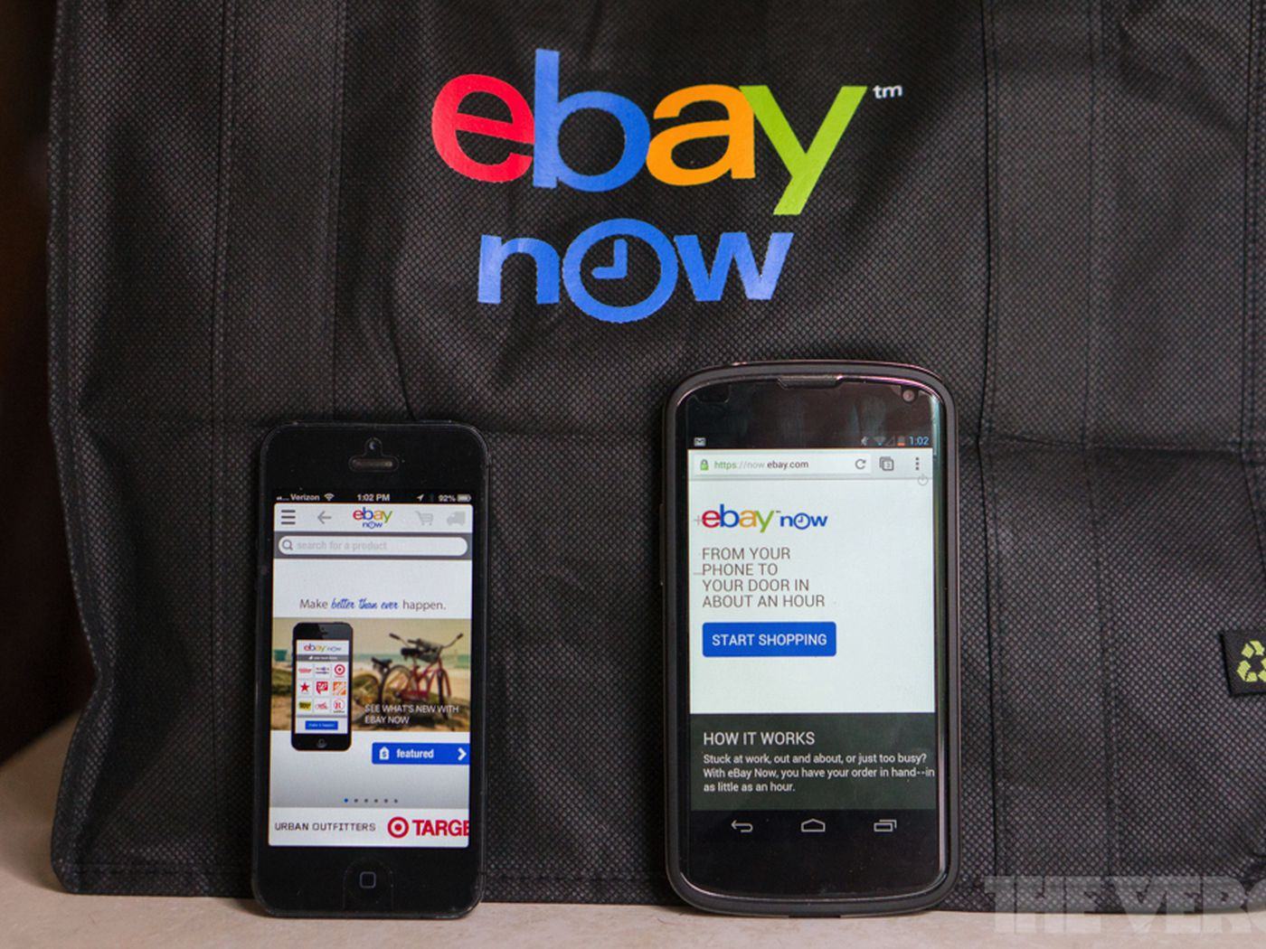 To Compete With Amazon Ebay Wants To Be The Uber Of E Commerce The Verge