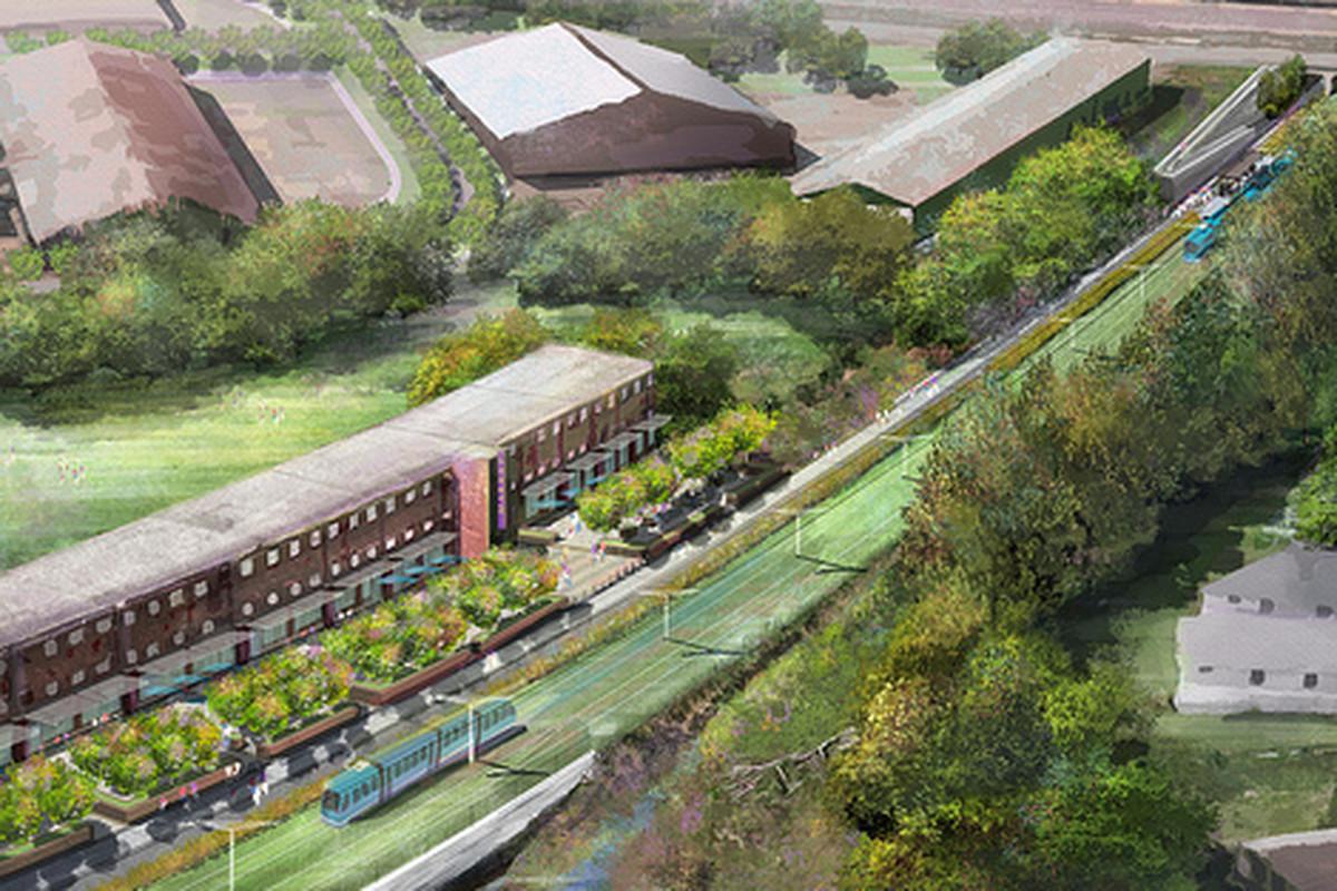 Beltline Developers Plan Beer Gardens For Southwest