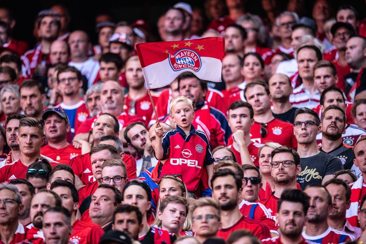 FC Bayern München v 1. FSV Mainz 05 - Bundesliga for DFL