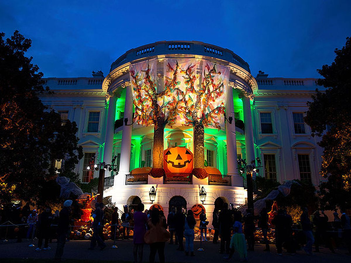 D.C.'s best Halloween events, mapped
