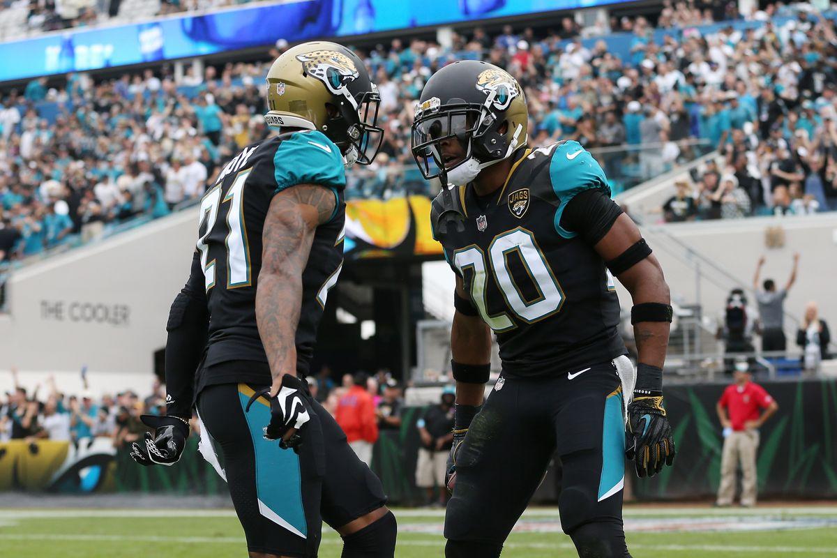 eda66ab1 2018 Pro Bowl: 4 Jacksonville Jaguars players make it - Big Cat Country