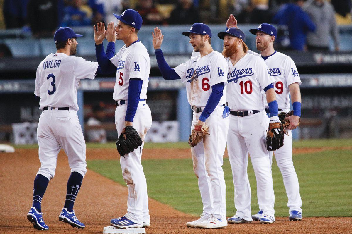 NLDS: LA Dodgers vs. San Francisco Giants