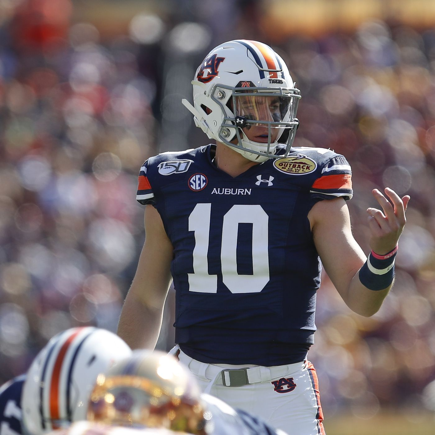 LOCKED ON AUBURN The Tigers Are A Top Ten Team In College Football College And Magnolia